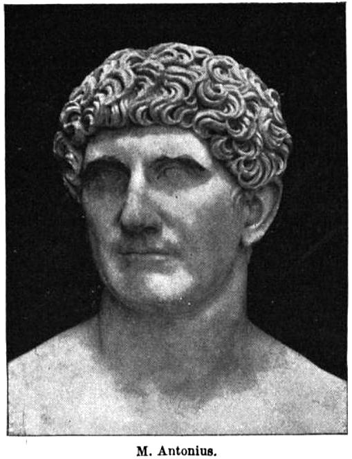 Image of Mark Antony
