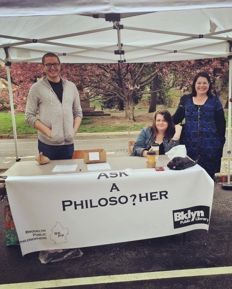Ask a Philosopher photo