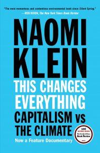 Naomi Klein's new book