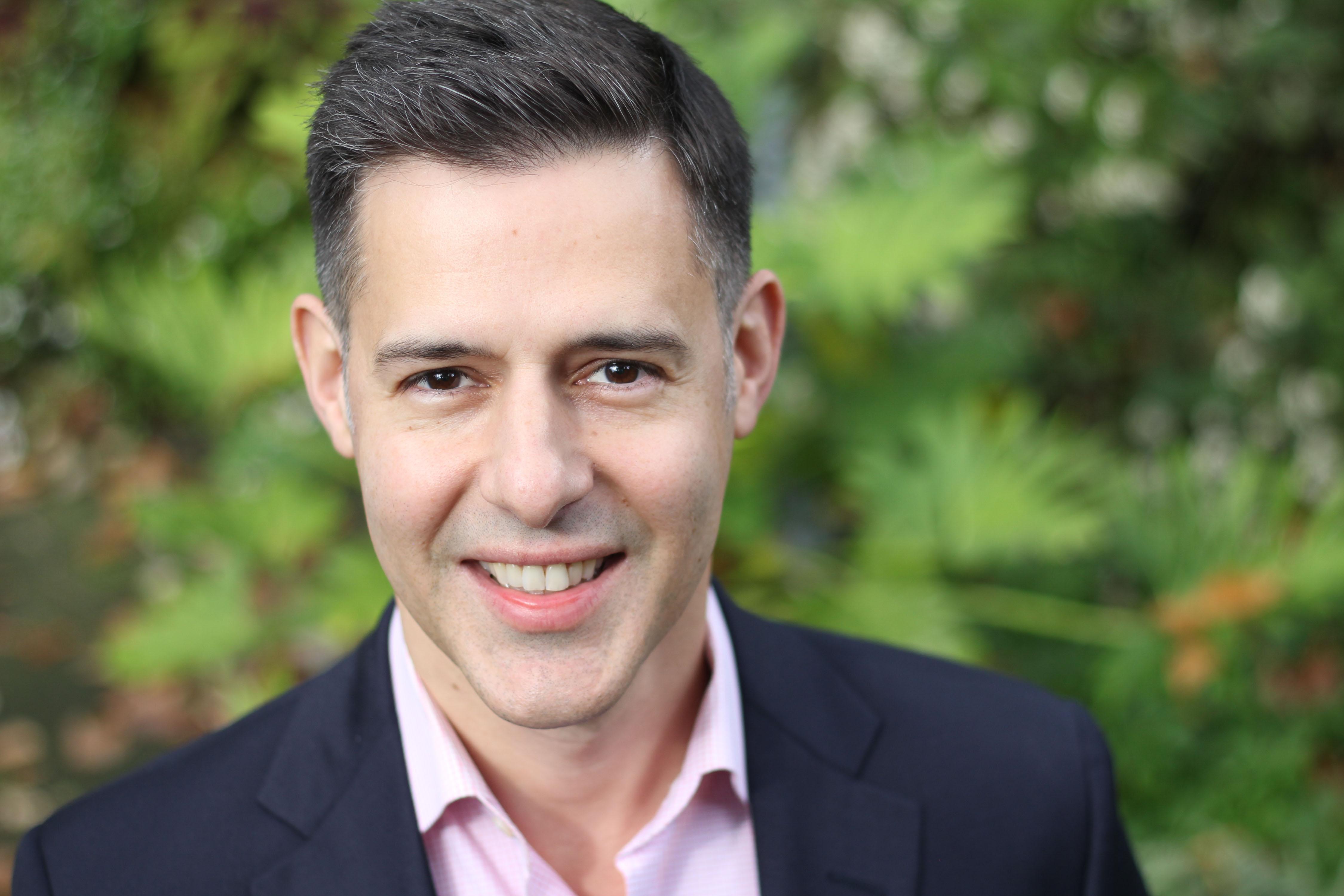 Photo of John Corvino