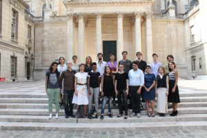 A picture of the Critical Theory Workshop 2016 participants.