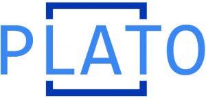 Logo for PLATO