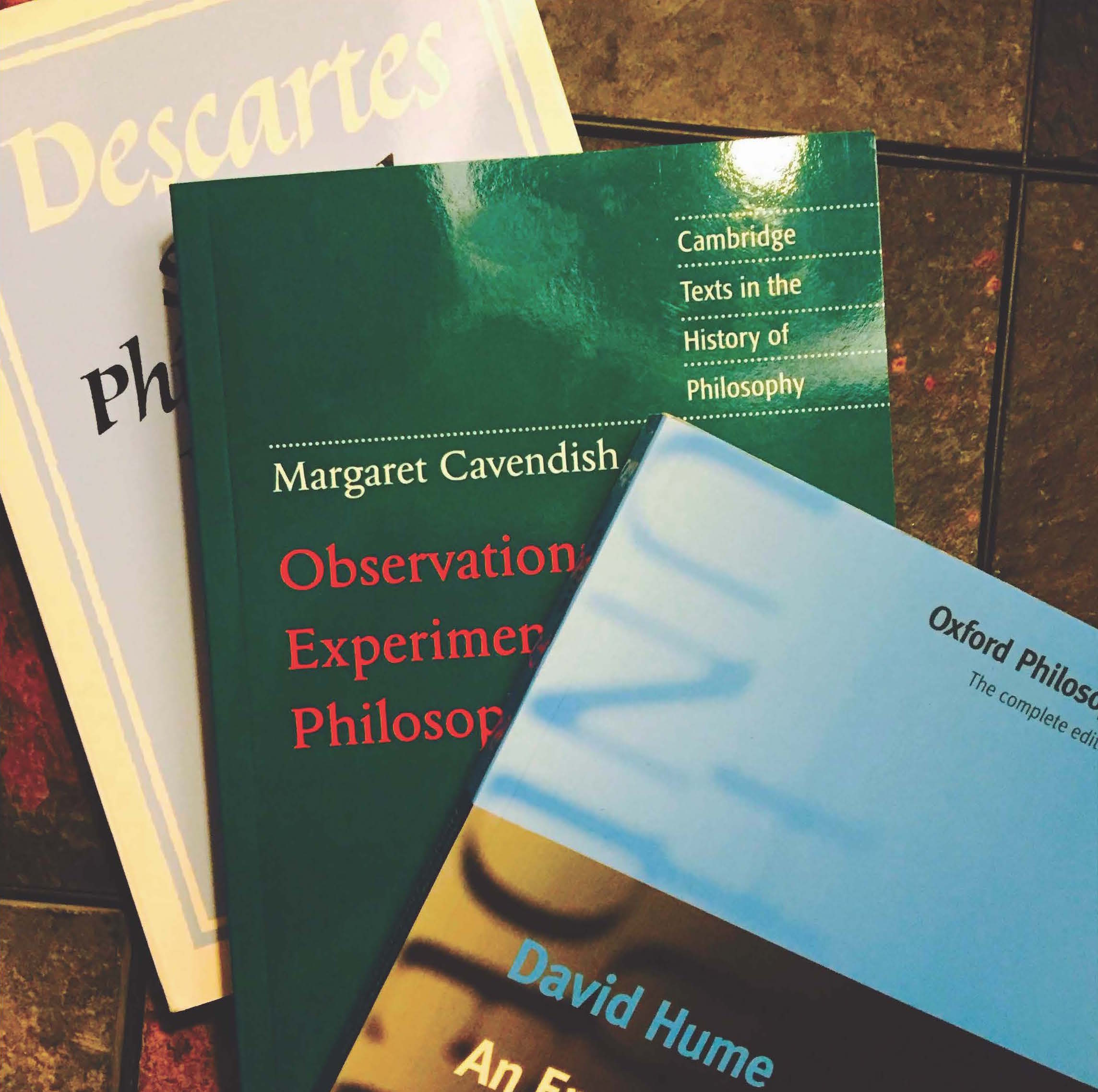 Picture of Philosophy books