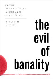 Picture of book Evil of Banality by Minnich