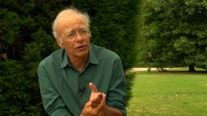 Peter Singer on Ethics Matters