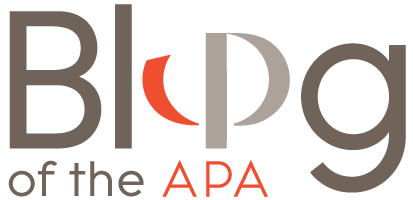 Blog of the APA