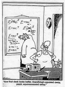 One of Dale's favorite Far Side comics.