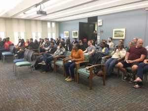 MAP Conversation on Racialized Sexual Preference, hosted at the Gender and Sexuality Resource Center