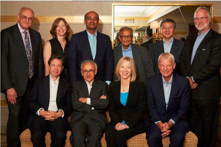 Photo of Berggruen Prize jury