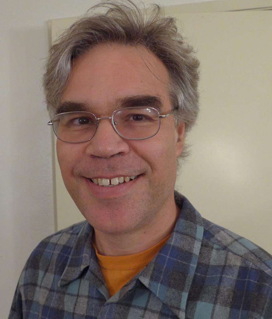 Photo of Eric Schwitzgebel