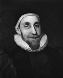 Robert Burton, English scholar and vicar at Oxford University. Public domain via Wikimedia Commons.