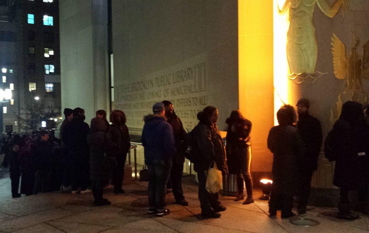 Night of Philosophy Brooklyn