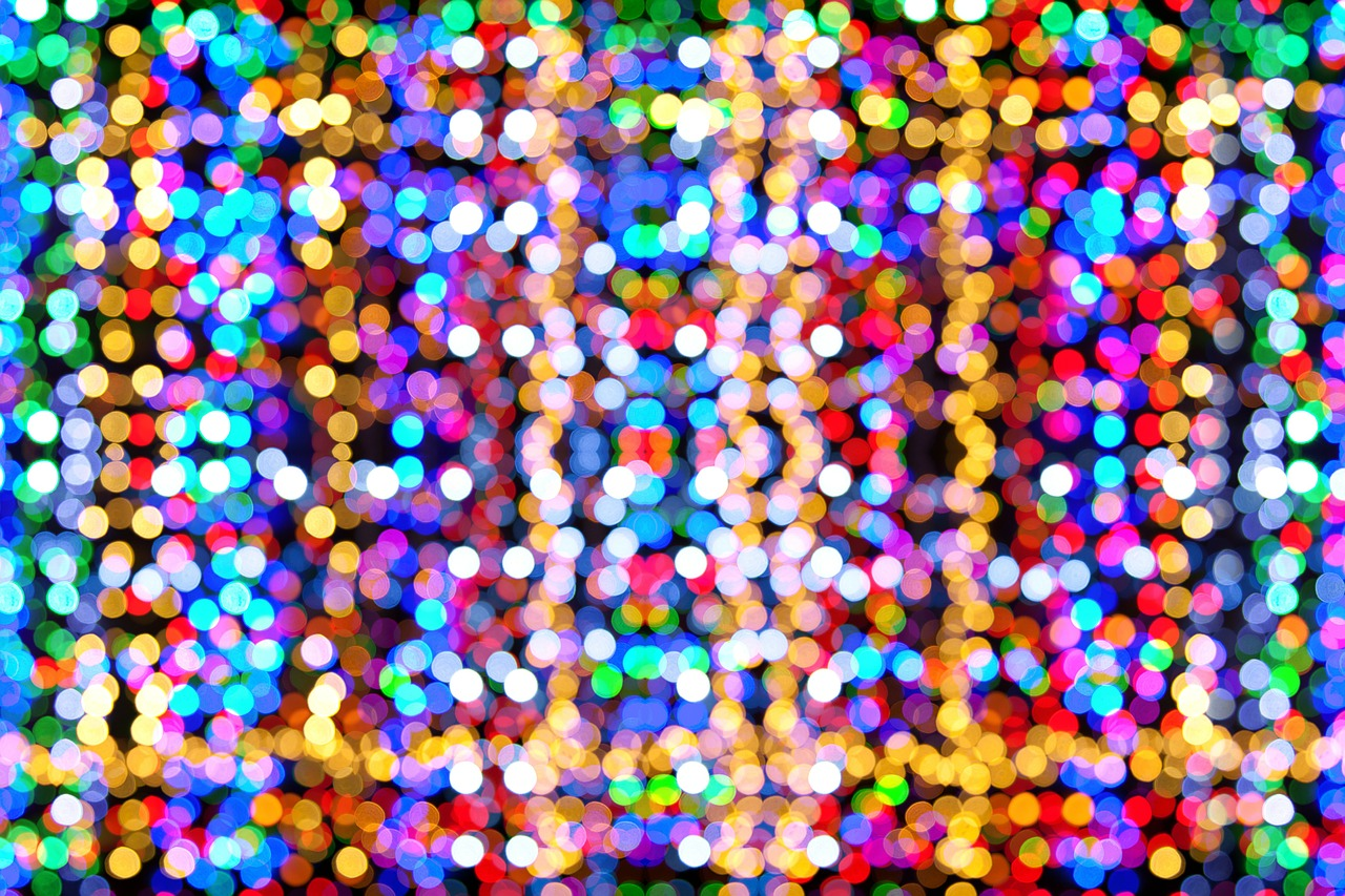 Picture of lights