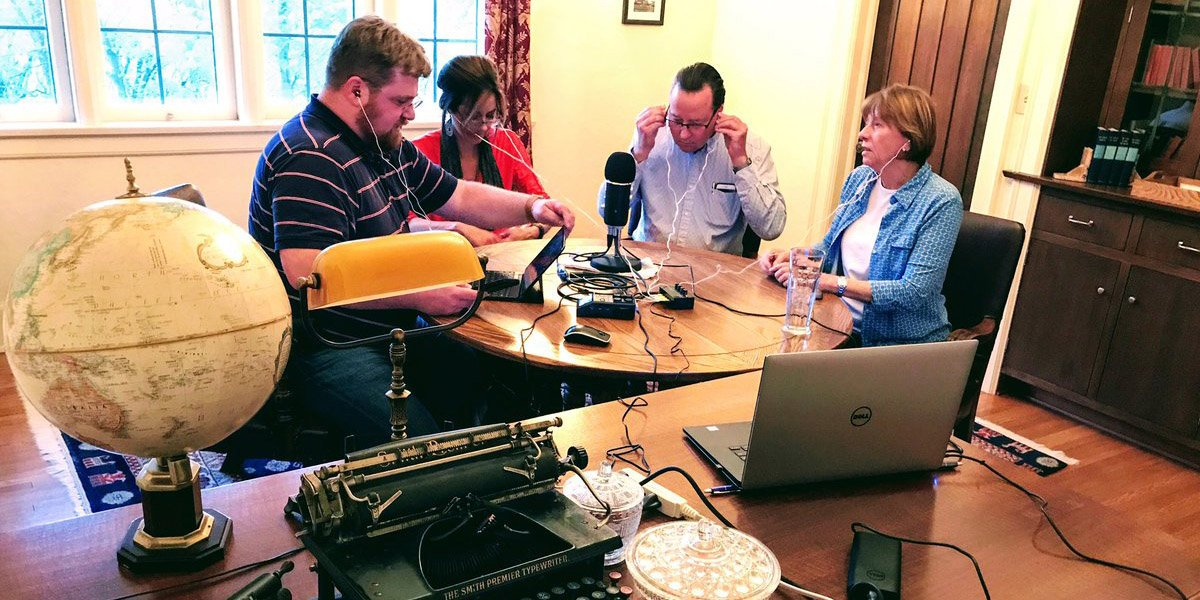 Philosophy Bakes Bread podcast