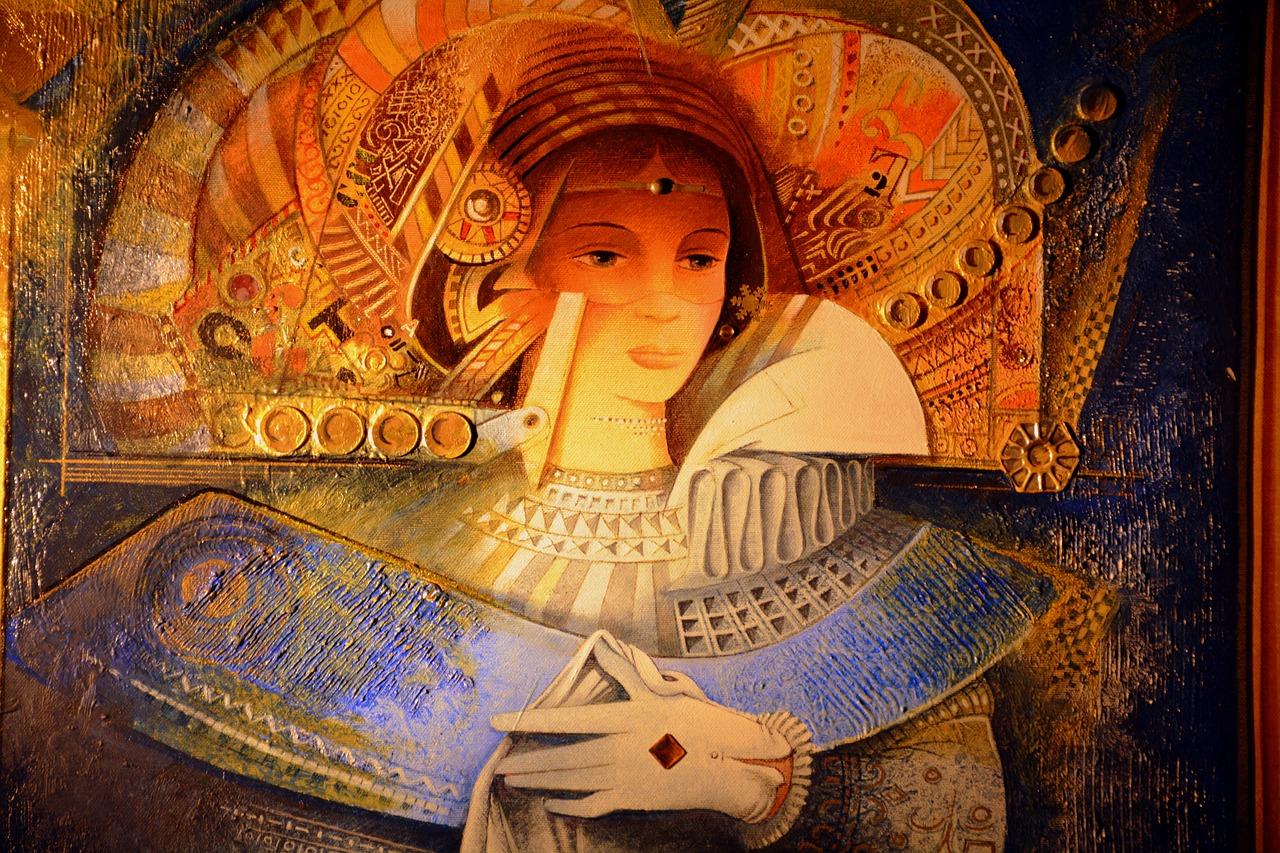 Medieval Italian Woman