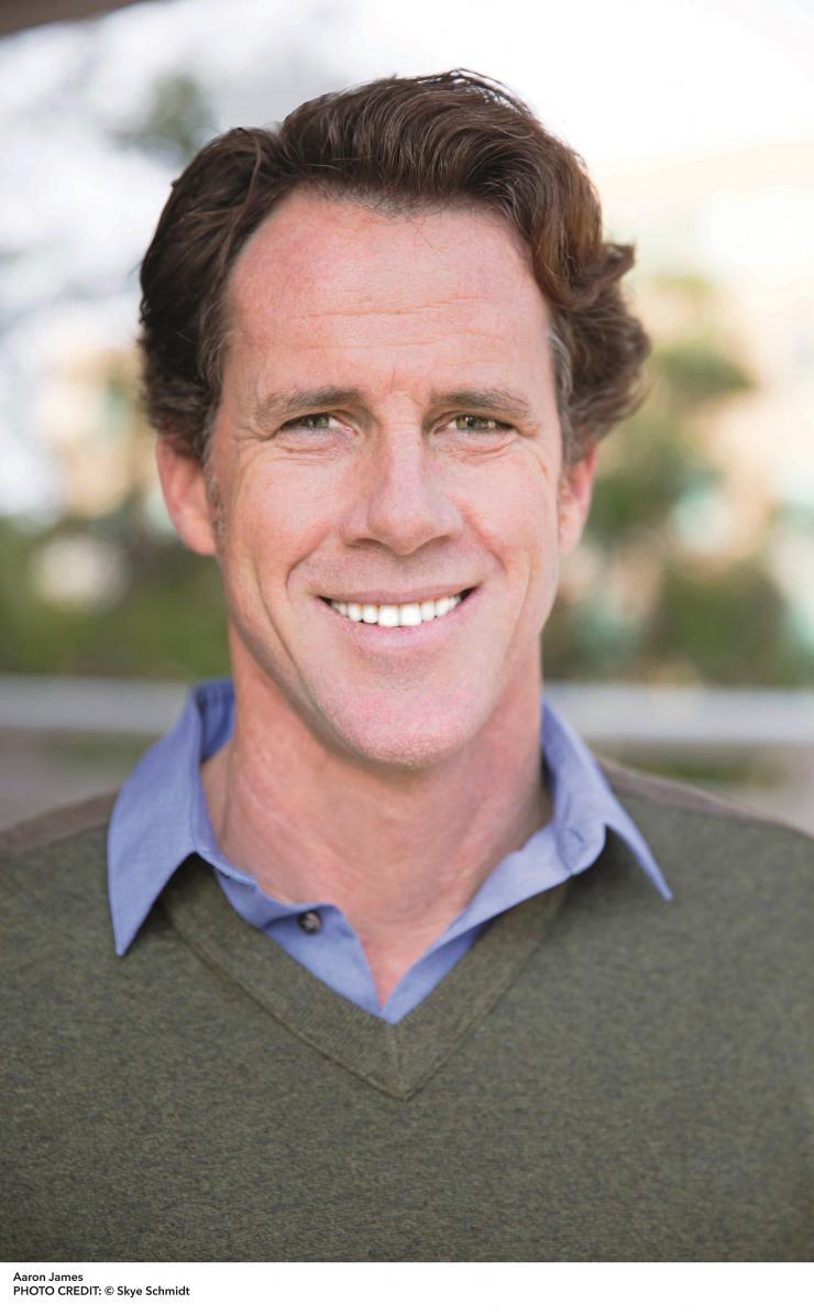 Aaron James (c) Skye Schmidt