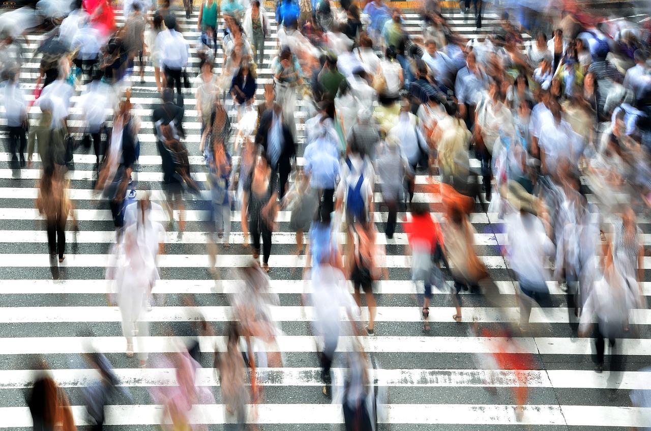 Image of Pedestrians