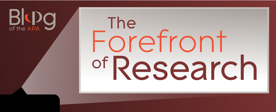 The Forefront of Research: Introducing the Journal of Philosophy of Disability